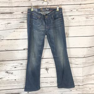 Madewell for Shop Bop jeans